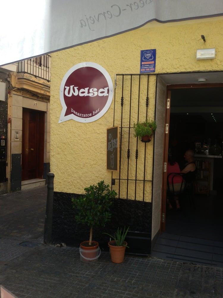 Wasa Pasarratos: Plaza de la Cruz Verde, Cádiz, CA