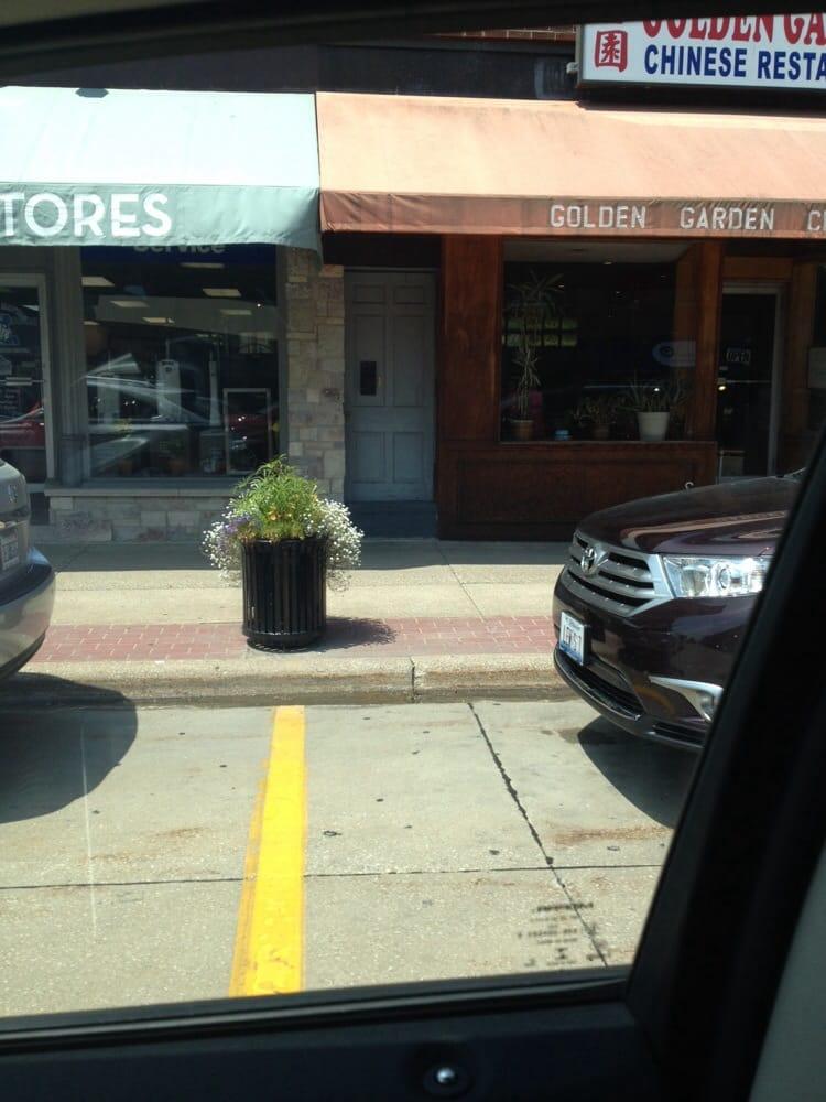 Golden Garden Chinese Restaurant: 103 S State St, Geneseo, IL