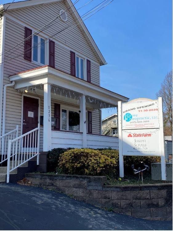 Grove Chiropractic: 1236 Grove Rd, Pittsburgh, PA