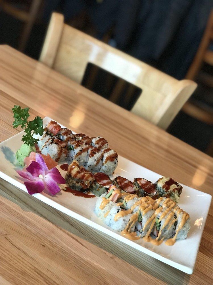 Kyoto Sushi & Steak: 6792 W 135th St, Overland Park, KS