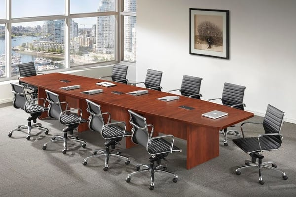 Photo Of Baystate Office Furniture   Lawrence, MA, United States.  Conference Room Tables
