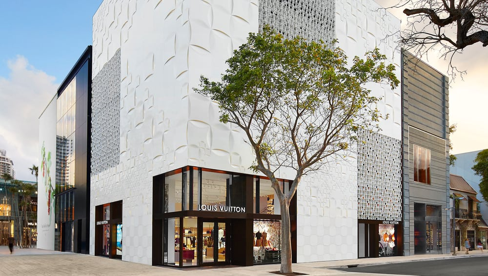 Louis Vuitton Miami Design District
