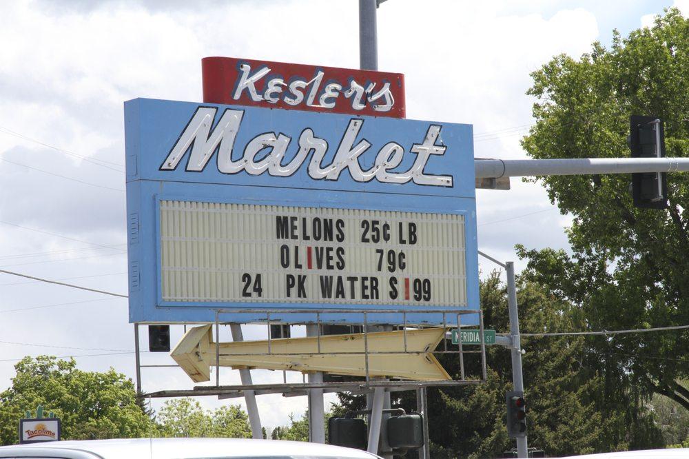 Kesler's Market: 925 W Bridge St, Blackfoot, ID