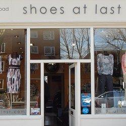 Photo Of Shoes At Last London United Kingdom