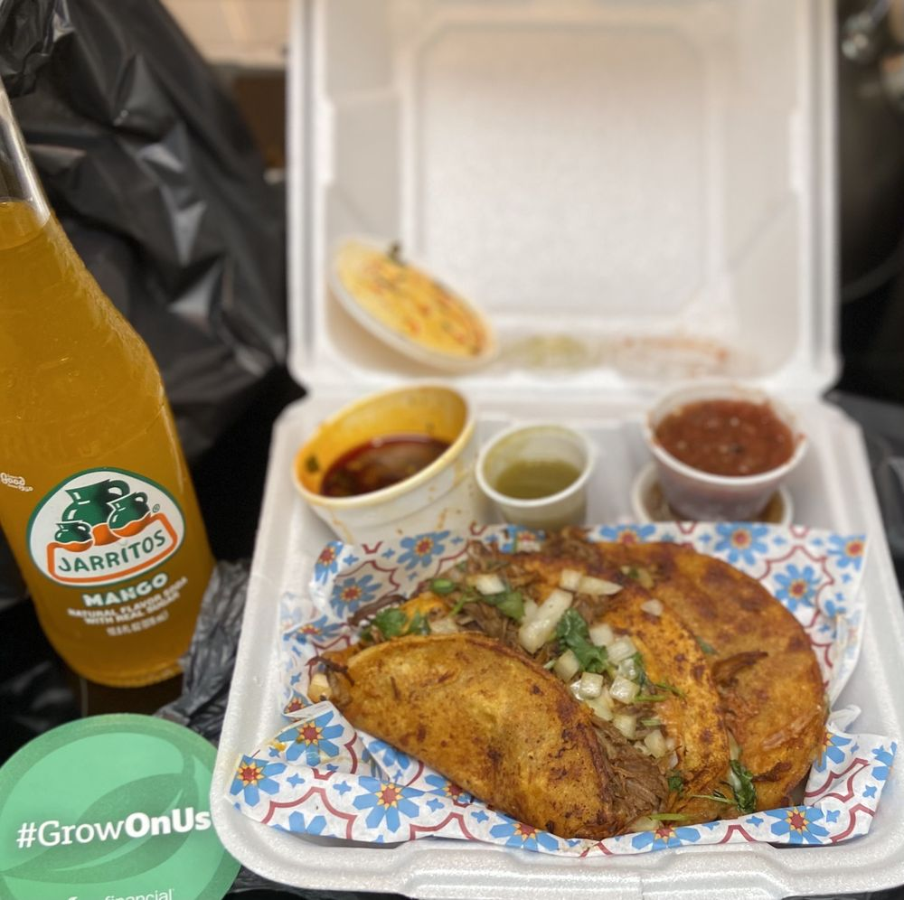 Food from Muchachas