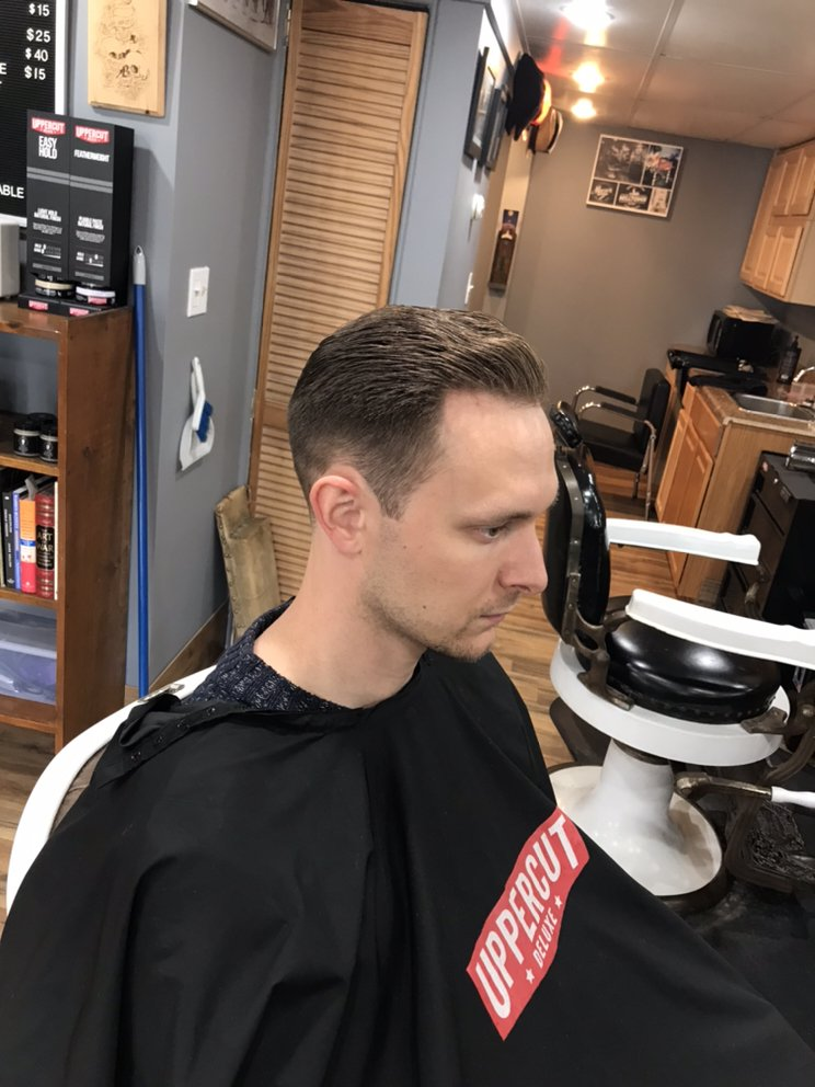 Macor's Barber Shop: 83 S Main St, Milltown, NJ