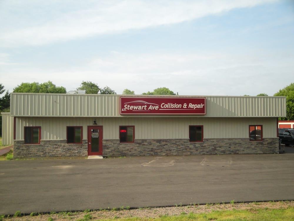 Stewart Ave Collision & Repair: 4905 Stewart Ave, Wausau, WI