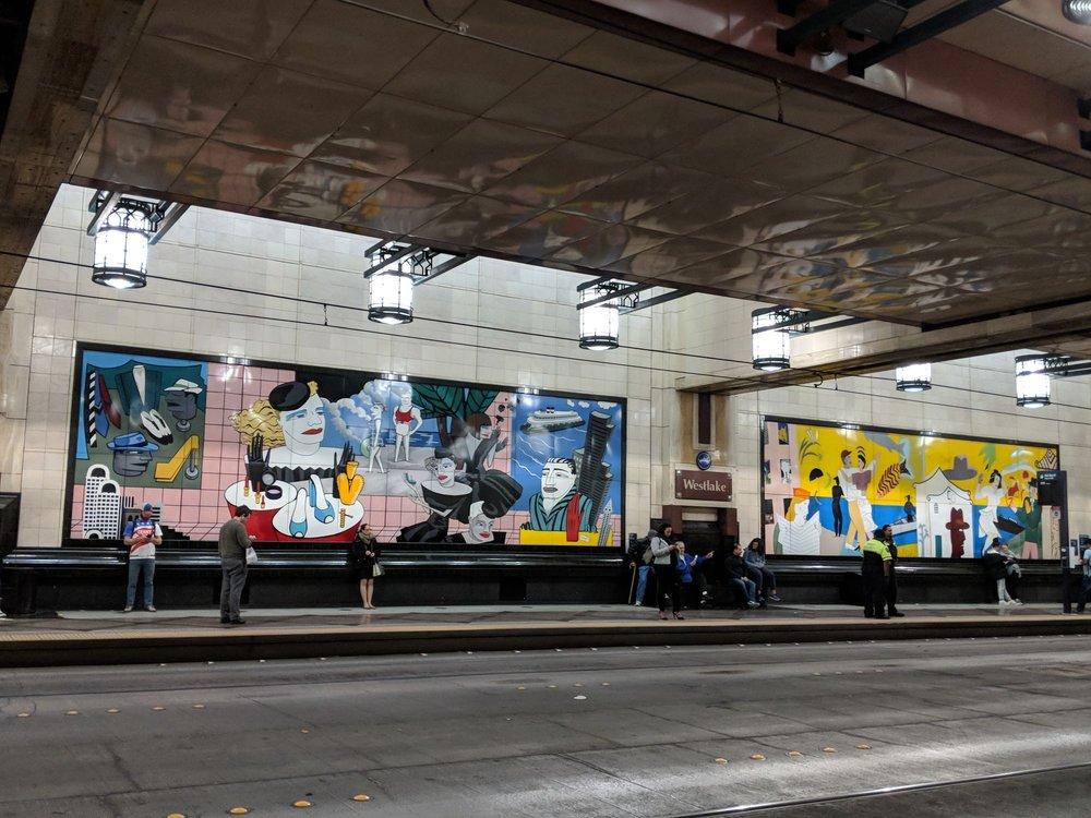 Westlake Station