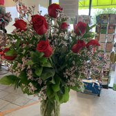 Photo of Field of Flowers - Davie, FL, United States. Birthday flower arrangement