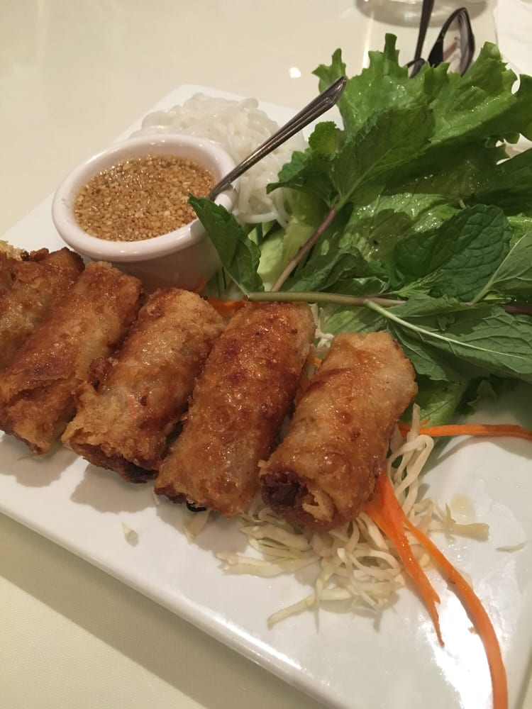 Spring rolls yelp for Ano thai lao cuisine menu