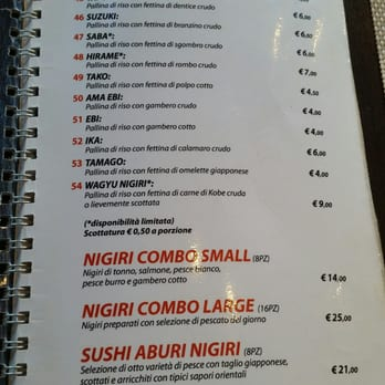 Foto di \u0027O Sushi , Napoli, Italia