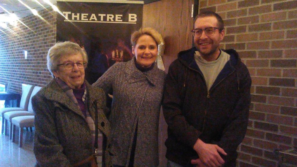 Theatre B: 215 10th St N, Moorhead, MN