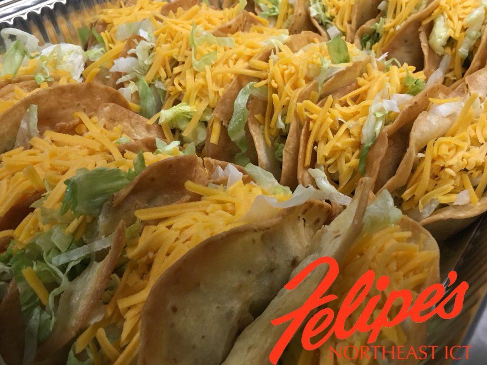Felipe's Mexican Restaurant: 2241 N Woodlawn St, Wichita, KS