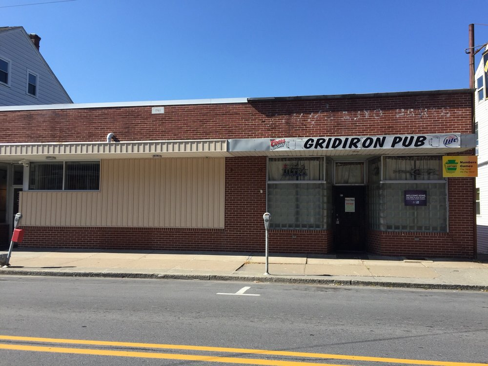 The Gridiron Pub: 32 N Main St, Mifflintown, PA
