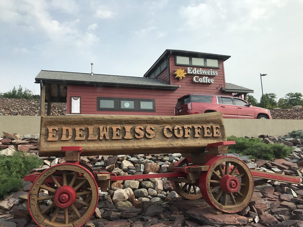 Edelweiss Coffee Shop: 201 Ridge View, Iron Mountain, MI
