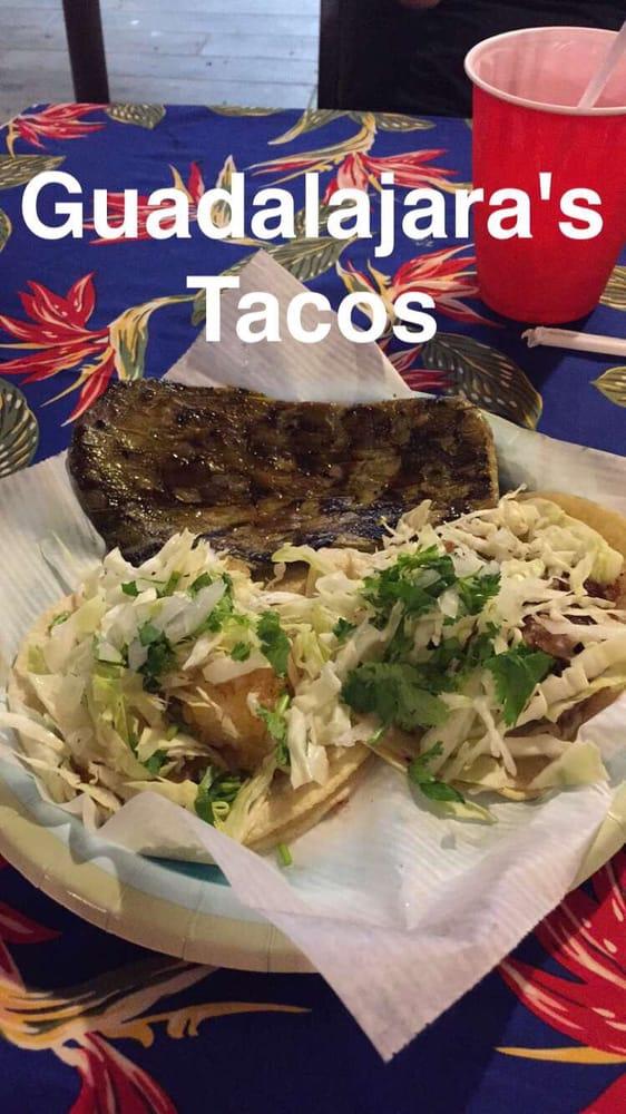Guadalajara Tacos-Cart