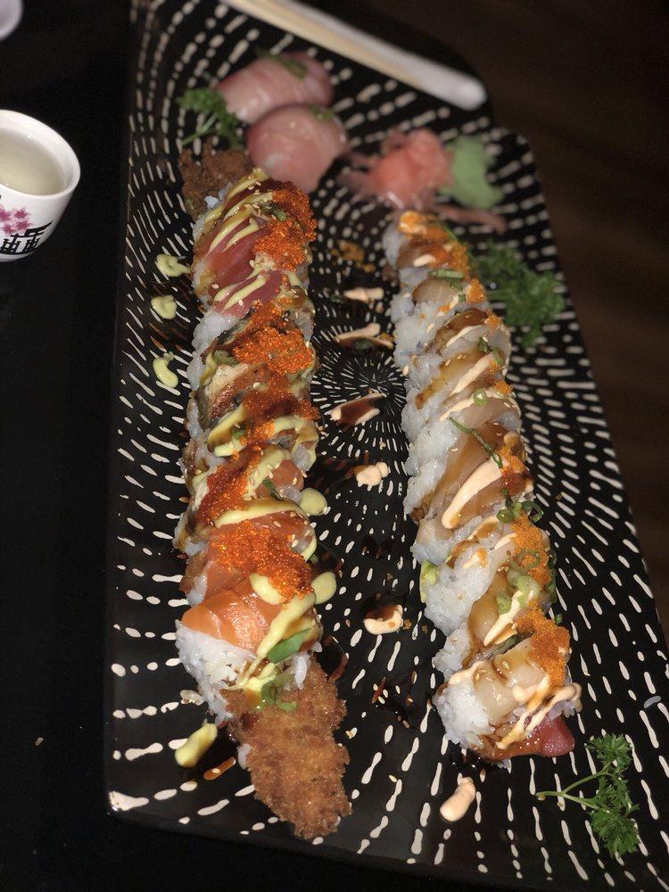 Bonsai Sushi Fusion