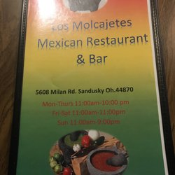 Mexican Restaurants Sandusky Ohio Best
