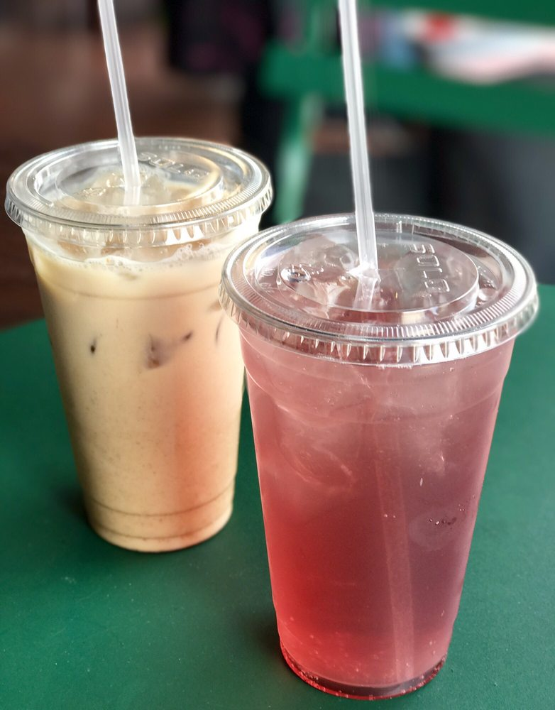 Cherry-Pop' and an Iced Chai - Yelp
