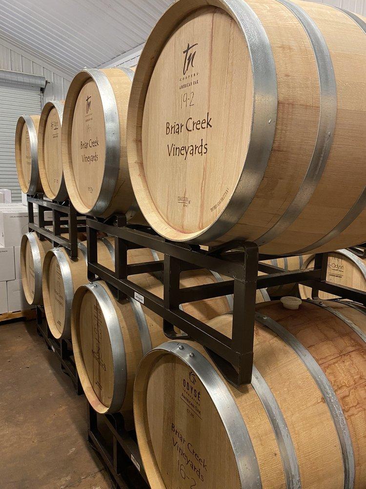 Briar Creek Vineyards: 10488 County Road 2180, Whitehouse, TX