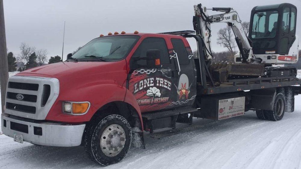 Lone Tree Towing: 403 E 4th St, Grand Island, NE