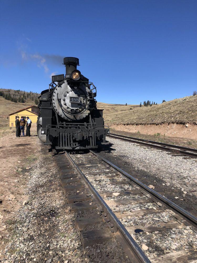 Cumbres & Toltec Scenic Railroad: 5234 B US Hwy 285, Antonito, CO