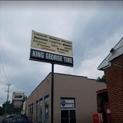 King George Tire: 9255 Kings Hwy, King George, VA