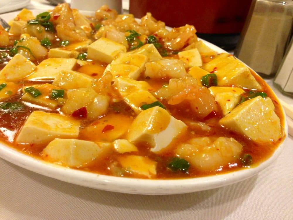 Spicy Tofu With Shrimp Yelp