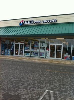 Leslie's Pool Supplies, Service & Repair 14641 Thatcher Ln