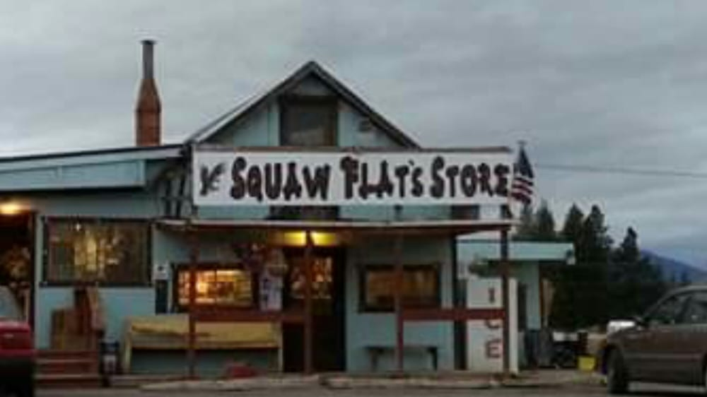 Squaw Flat Store: 25150 Main St, Sprague River, OR