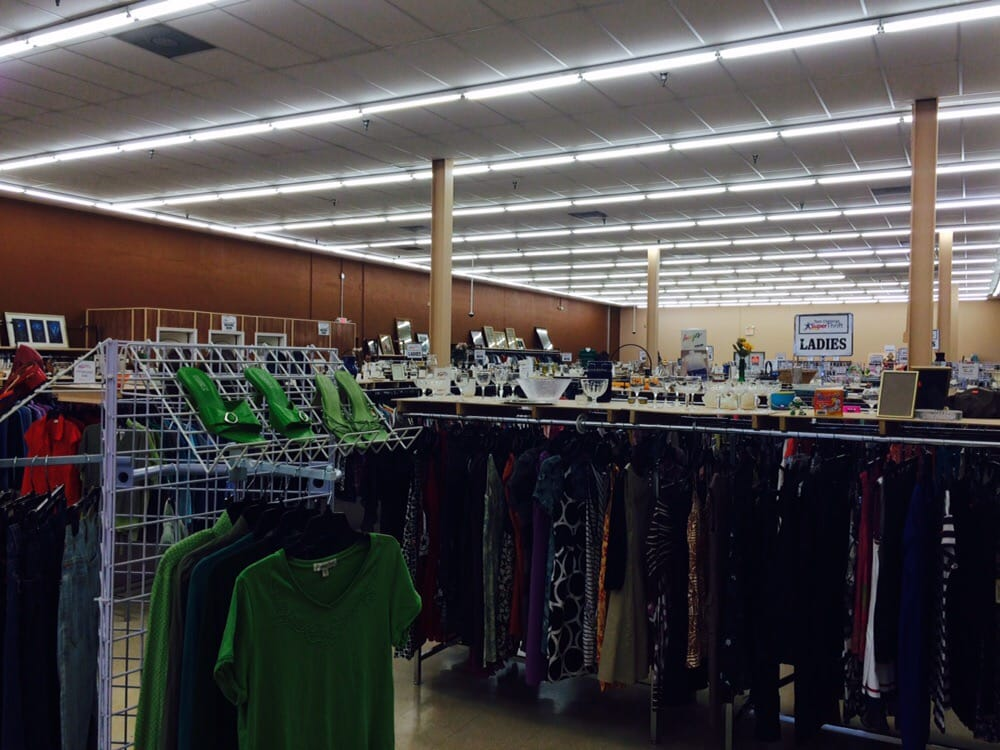 Teen Challenge Super Thrift: 868 Blanding Blvd, Orange Park, FL