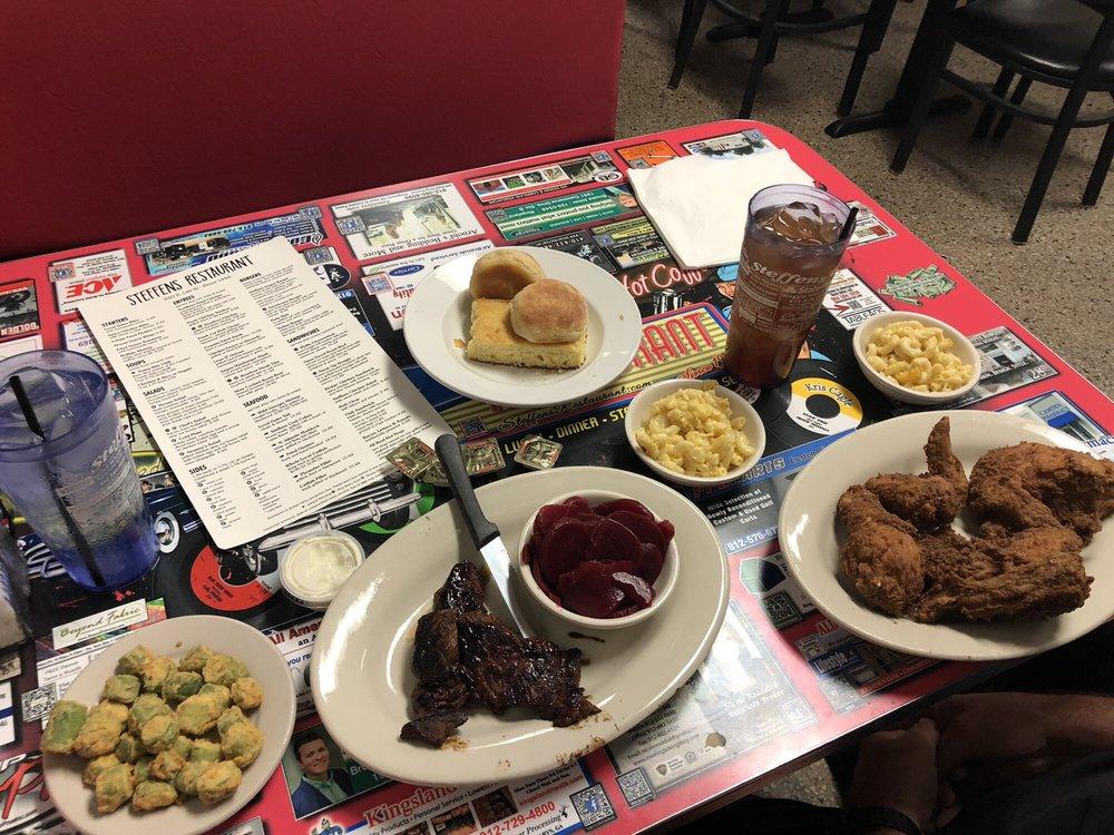 Steffens Restaurant: 550 S Lee St, Kingsland, GA
