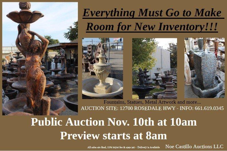 R & R Fountains: 12700 Rosedale Hwy, Bakersfield, CA