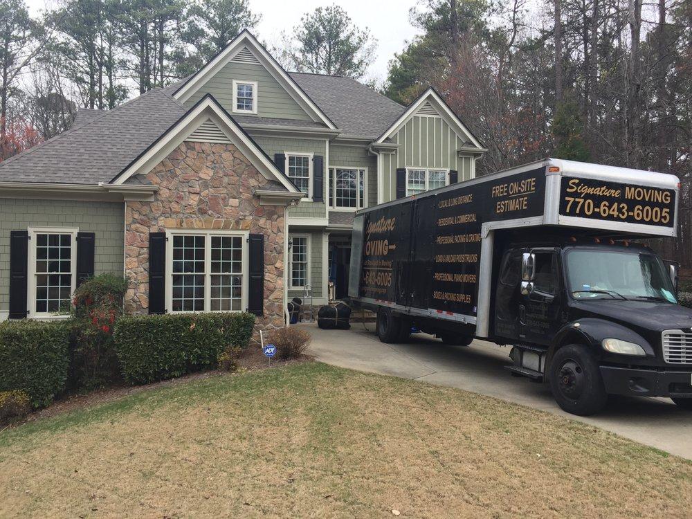 Signature Moving: 4806 Wright Dr, Smyrna, GA