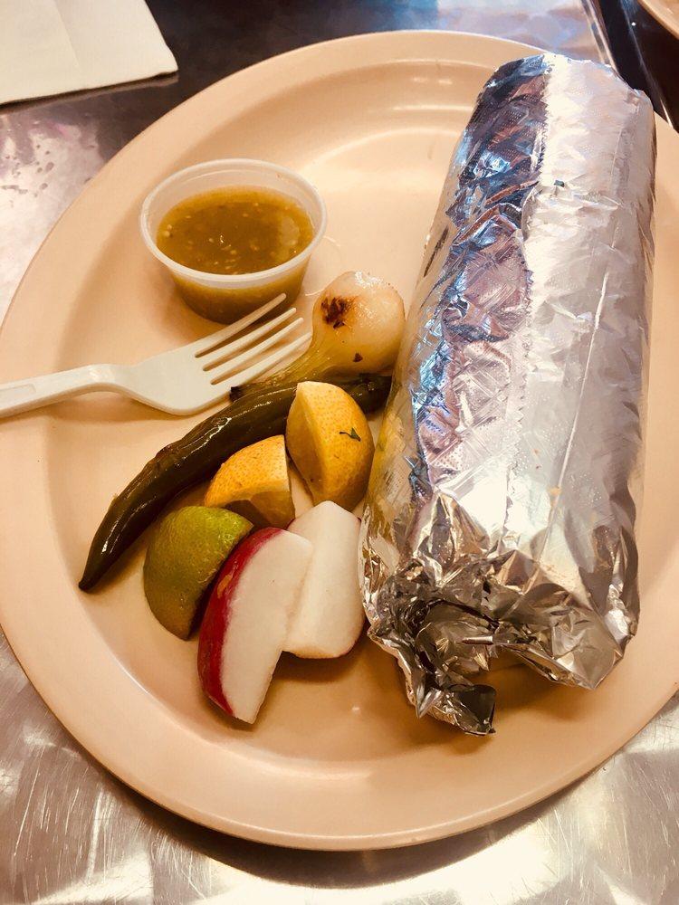 Food from Establos Meat Market