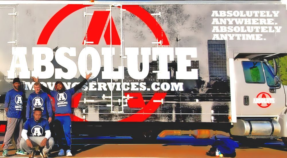 Absolute Moving Services: Arlington, TN