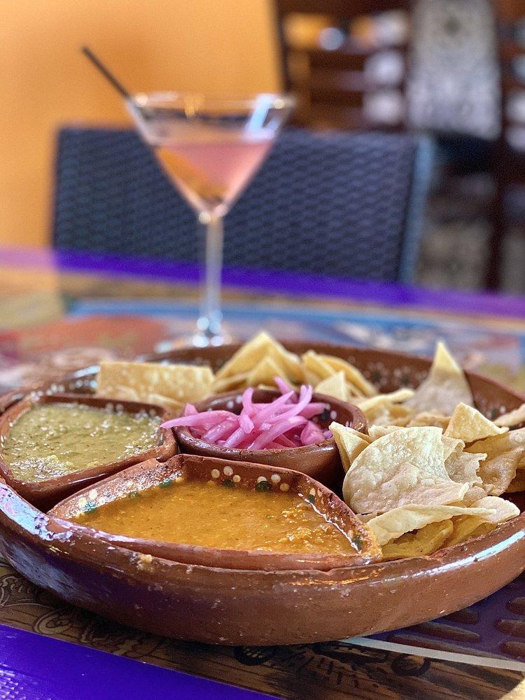 Aroma Mexican Artisan Kitchen: 7626 Fry Rd, Cypress, TX