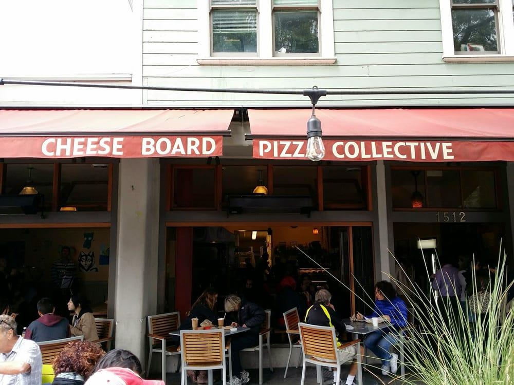 Eat California Pizza Kitchen Oakland