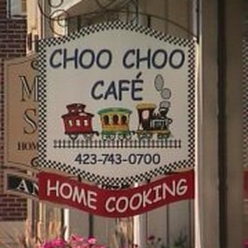 Choo Choo Cafe Erwin Tn Menu