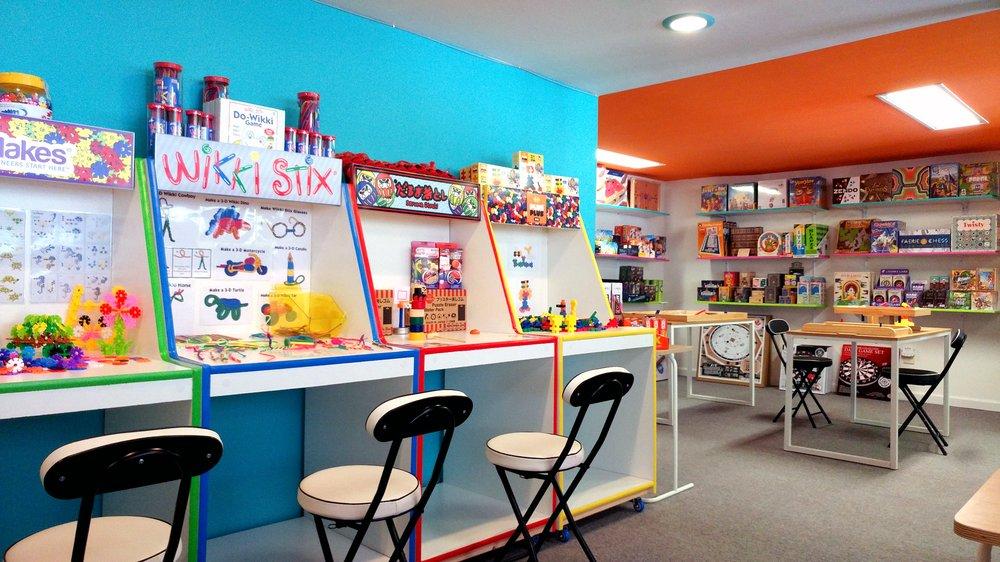 Funky Planet Toys & Gifts: 10 E Broadway, Alton, IL