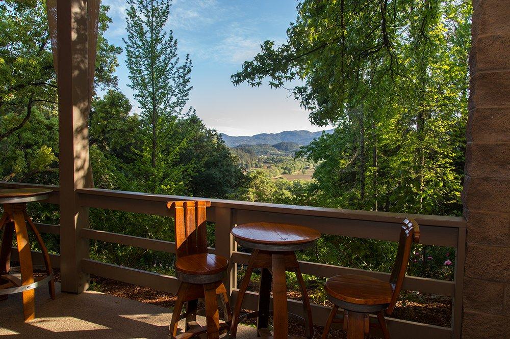 Rombauer Vineyards: 3522 Silverado Trl N, St. Helena, CA