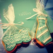 Photo de Tiffany & Co - New York, NY, États-Unis. Complimentary cookies