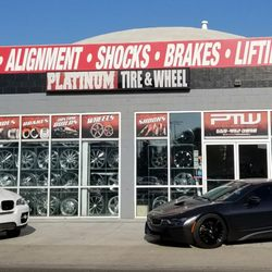 Platinum Tire Wheel Tires 6050 N Blackstone Ave Fresno Ca