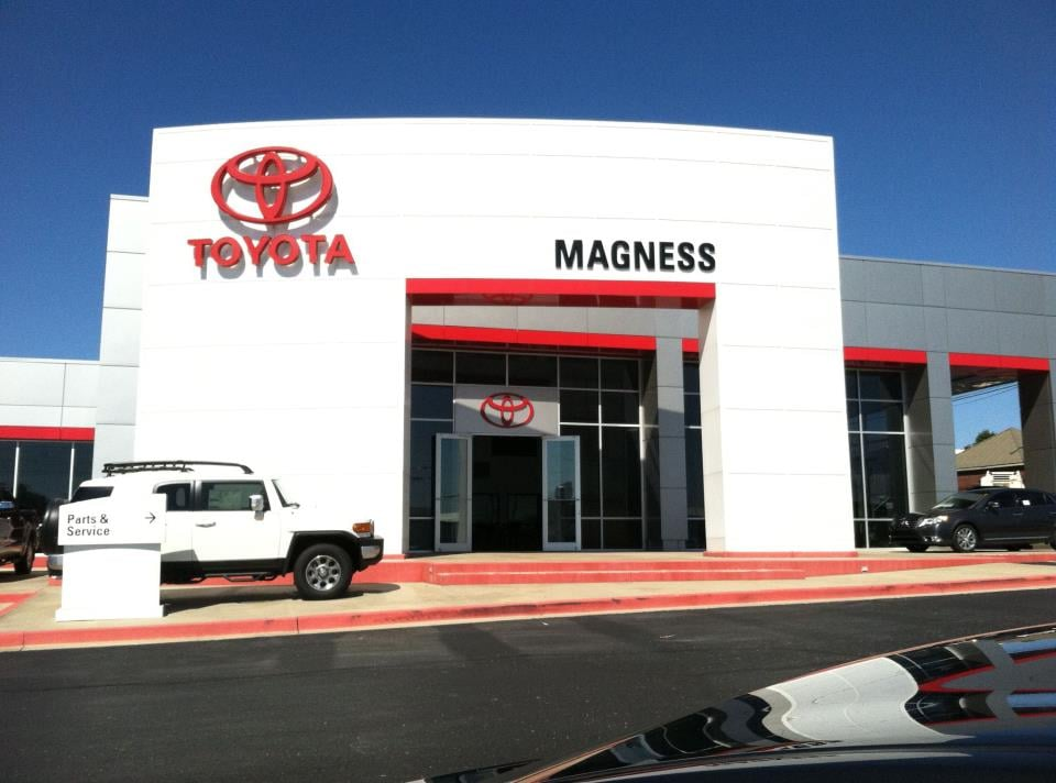 Superior Magness Toyota   Car Dealers   1407 Hwy 62 65 412 N, Harrison, AR   Phone  Number   Yelp
