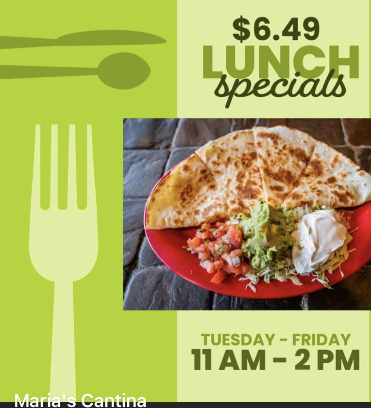 Maria's Cantina: 6717 Airways Blvd, Southaven, MS