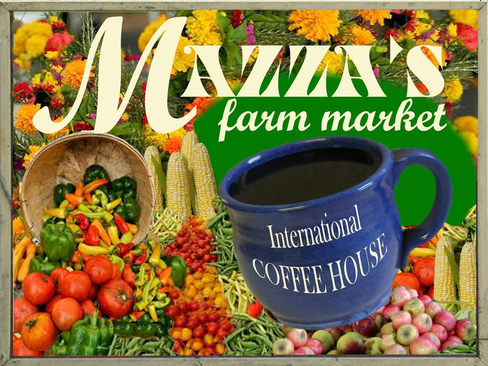 Mazzas Country Farm Market and coffee house
