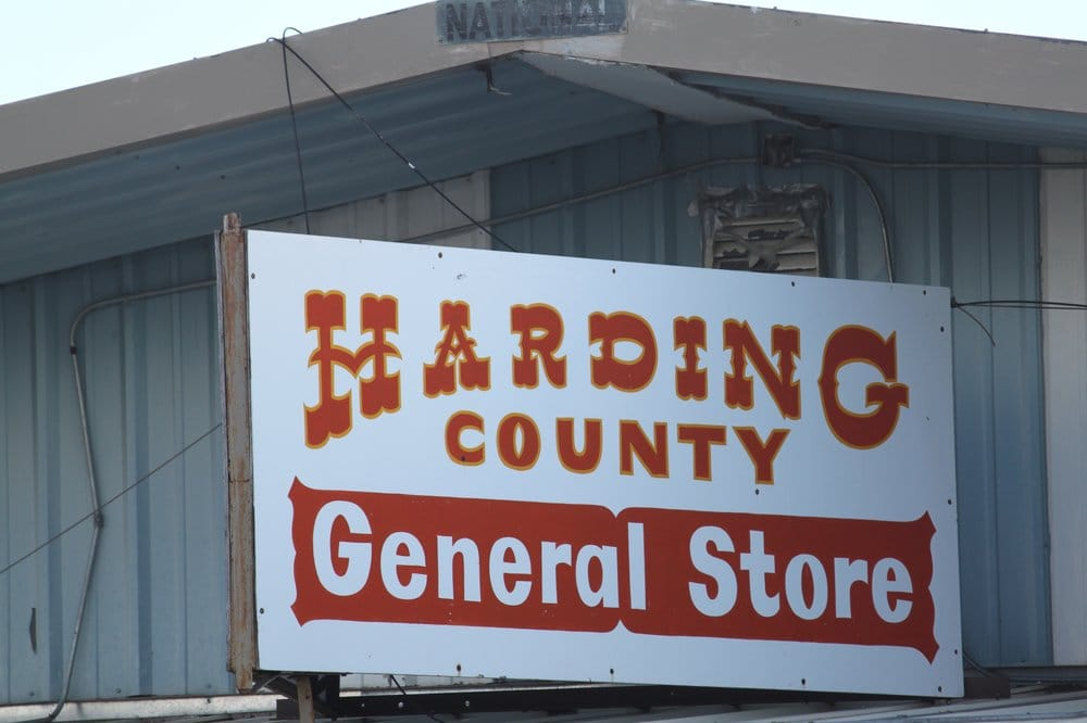 Harding County General Store: 290 Richelieu St, Roy, NM