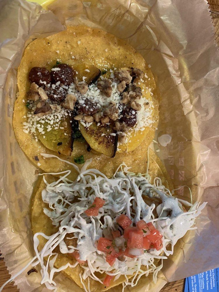 The Cantina - Tacos & Tequila: 101 Van Pelt Pl, Charlevoix, MI