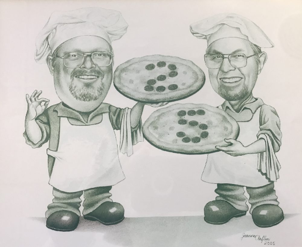 Angelo's Pizza: 210 Roosevelt St, Ironwood, MI