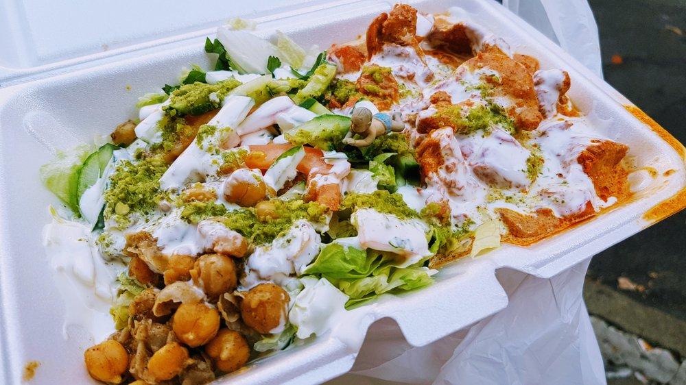 Tariq's 1 Halal Food: Corner Of 19th St And Park Ave S, New York, NY